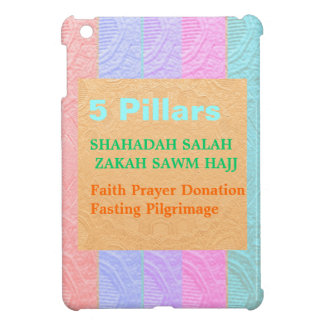 IDEAL GIFT: 5 Pillars Check List U like HAVE iPad Mini Case