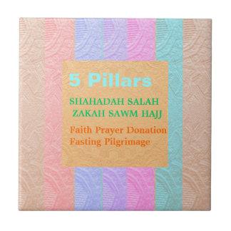 IDEAL GIFT: 5 Pillars Check List U like HAVE Tile