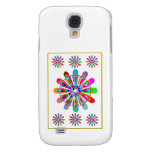 IDEAL GIFT:  LUCKY7   SevenSTAR Chakra Collection Galaxy S4 Covers