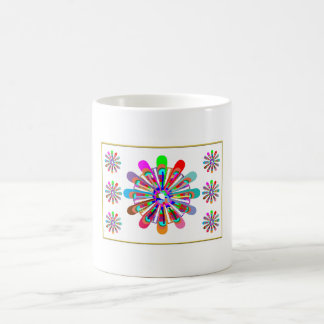 IDEAL GIFT:  LUCKY7   SevenSTAR Chakra Collection Coffee Mugs
