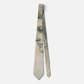 Ideal Head of a Woman by Michelangelo Tie
