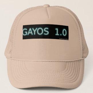Ideal headgear trucker hat