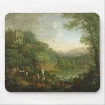 Ideal Landscape, 1776 Mouse Pad