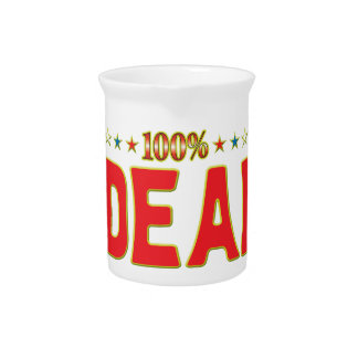 Ideal Star Tag Pitcher