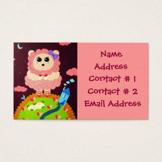 Ideales altos Namecard personal Tarjetas De Visita