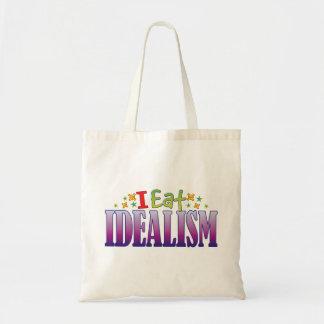 Idealismo I Eat.pdf Bolsa Tela Barata