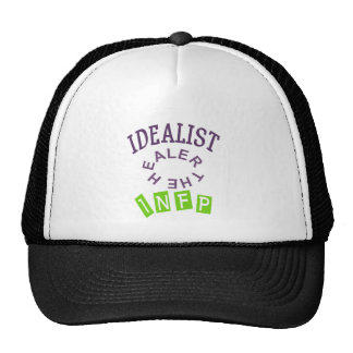 IDEALIST INFP.png Trucker Hat