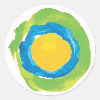 Idealist Sticker