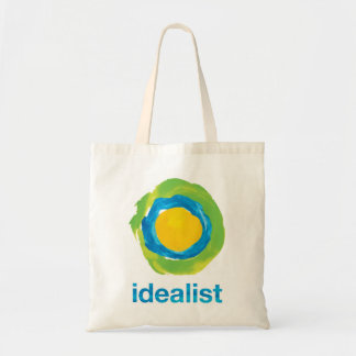Idealist Tote Bags
