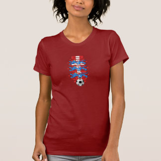 Ideas 2010 del regalo del balón de fútbol de los camisetas