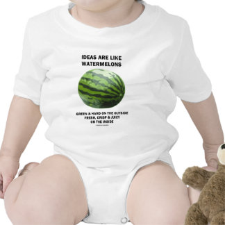 Ideas Are Like Watermelons (Food For Thought) Bodysuit