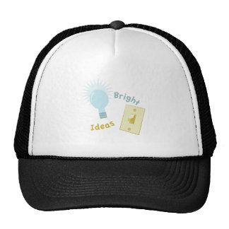 Ideas brillantes gorras