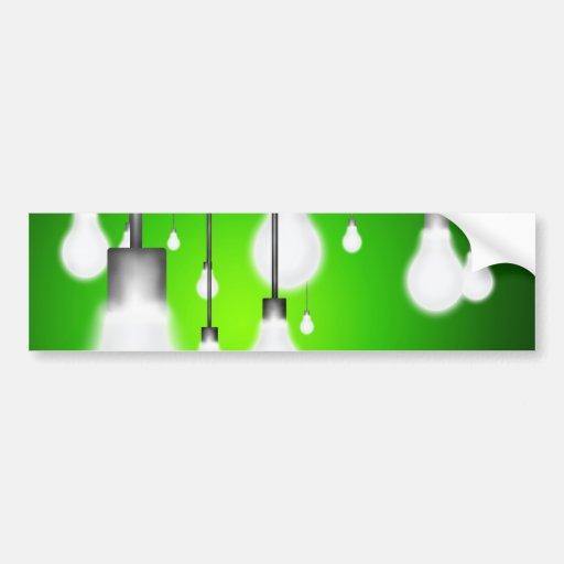 Ideas Bumper Stickers