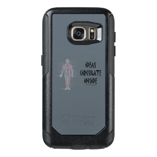 Ideas Circulate Inside Circulatory System Humor OtterBox Samsung Galaxy S7 Case
