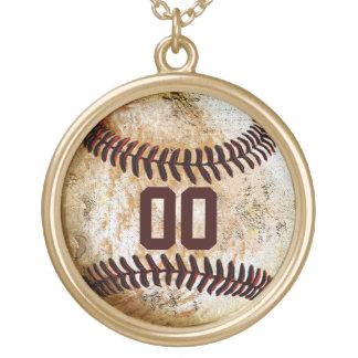 Ideas de la novia del béisbol del collar del