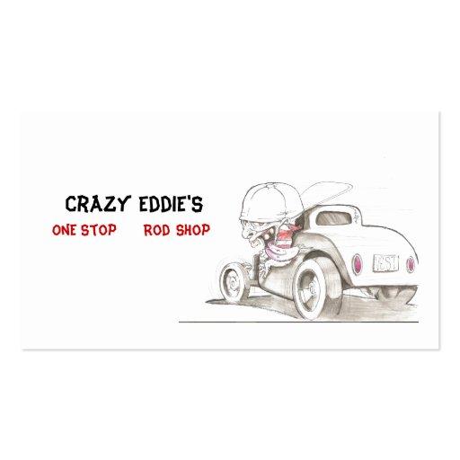Ideas de la tarjeta de visita de los coches de car