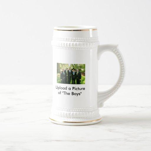 Ideas de los regalos de los padrinos de boda barat taza