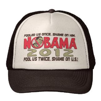 Ideas del camisetas y del regalo de Nobama Gorras