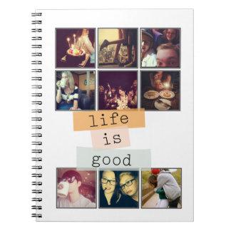 ideas del instagram note book