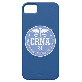 Ideas del regalo del caduceo CRNA iPhone 5 Carcasa