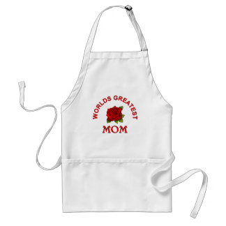 Ideas del regalo del día de madres delantal
