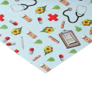 ideas del regalo del doctor papel de seda pequeño