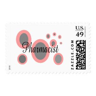 Ideas del regalo del farmacéutico--Diseños únicos Sello