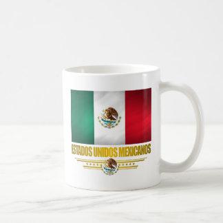 """Ideas del regalo del """"orgullo mexicano"""" taza clásica"""
