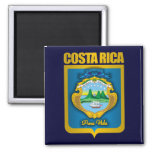 """Ideas del regalo del oro de Costa Rica"" Imán De Nevera"
