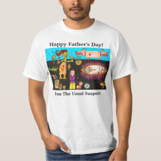 Ideas for Dad's Day T Shirt