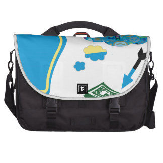Ideas Generate Money Laptop Bags
