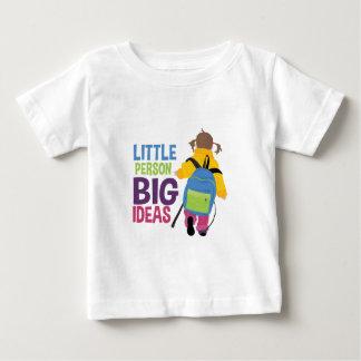 Ideas grandes playera de bebé