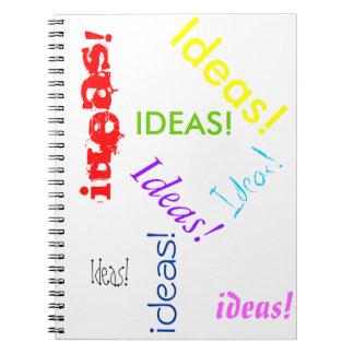 Ideas! Notebook