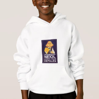 Ideas of Gift Vintage Announcement Cleaning Metals Hoodie