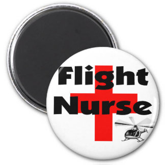 """""""Ideas únicas del regalo de la enfermera del vuelo Iman Para Frigorífico"""