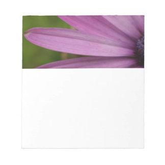 Ideas únicas del regalo de la libreta púrpura de libretas para notas