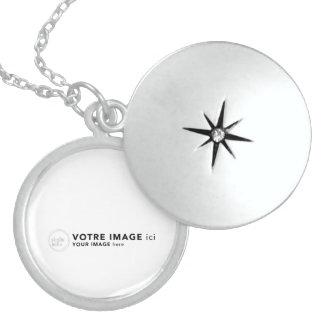 Idée cadeau locket necklace