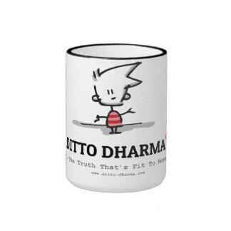 Ídem taza de Dharma