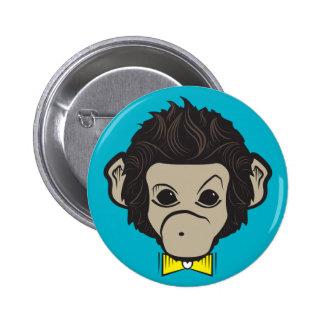 identica del mono pin redondo de 2 pulgadas