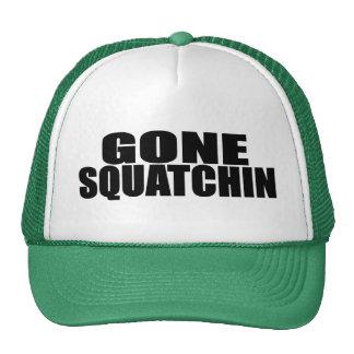 IDENTICAL to BOBO s ORIGINAL GONE SQUATCHIN Hat