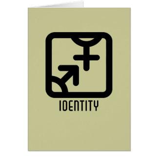 Identidad: Ambo tarjeta ligera