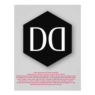 Identidad de la DD de great dane Tarjetones