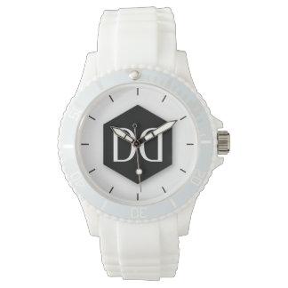 Identidad de la DD de great dane Reloj De Mano