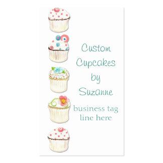 Identidad del negocio de la panadería de la hornad tarjeta de visita
