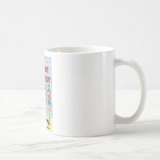 Identidad triple de la Mujer Maravilla Taza De Café