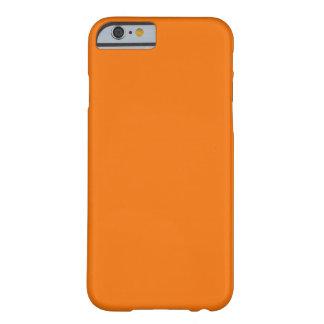 Identificación anaranjada del personalizado del