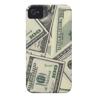Identificación de IPhone 4 - dinero del dinero del iPhone 4 Fundas