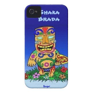 Identificación de Iphone 4 - tipo de Shaka Brada iPhone 4 Cobertura