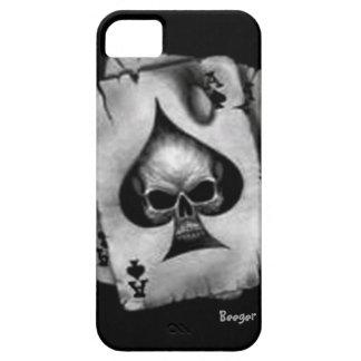 Identificación de Iphone 5 - cráneo de espadas iPhone 5 Protectores