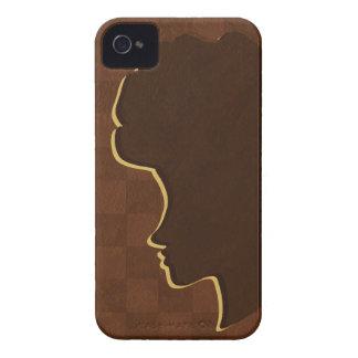 Identificación de la casamata del iPhone 4 de la Case-Mate iPhone 4 Cárcasas